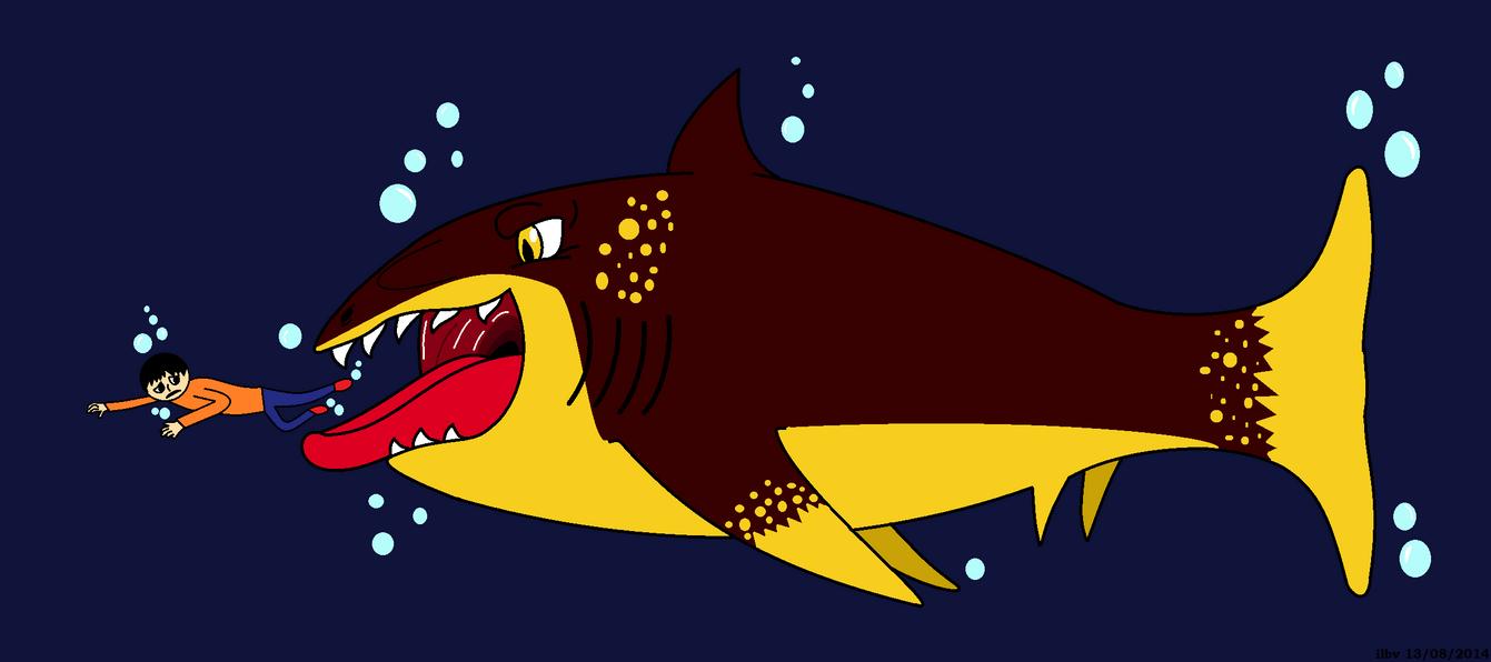 Gridler Shark by ilbv