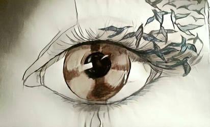 Eyes full of dreams! by ArtyShab