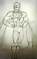 Mr Super by ArtyShab