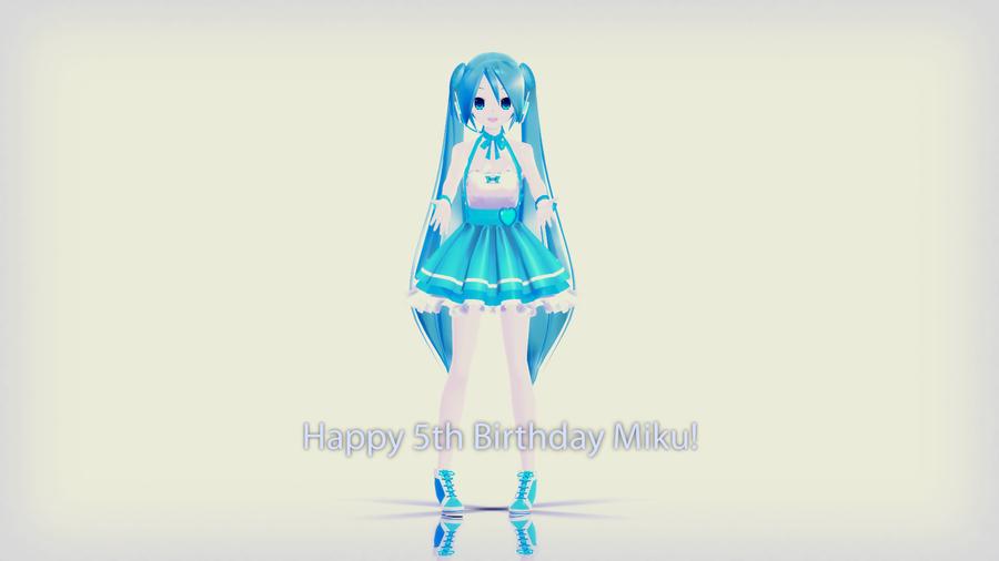 .:Happy Birthday Meeku:. by Moto-P
