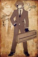 THE HITMAN by NAMEKAHO
