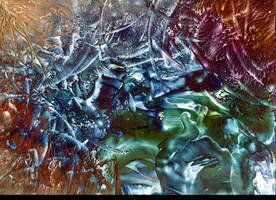 Encaustic Abstract