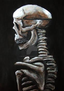 Artbook Preview 2- Skeleton
