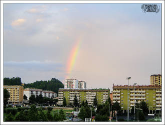 Arcobaleno a Monticelli by ascoli