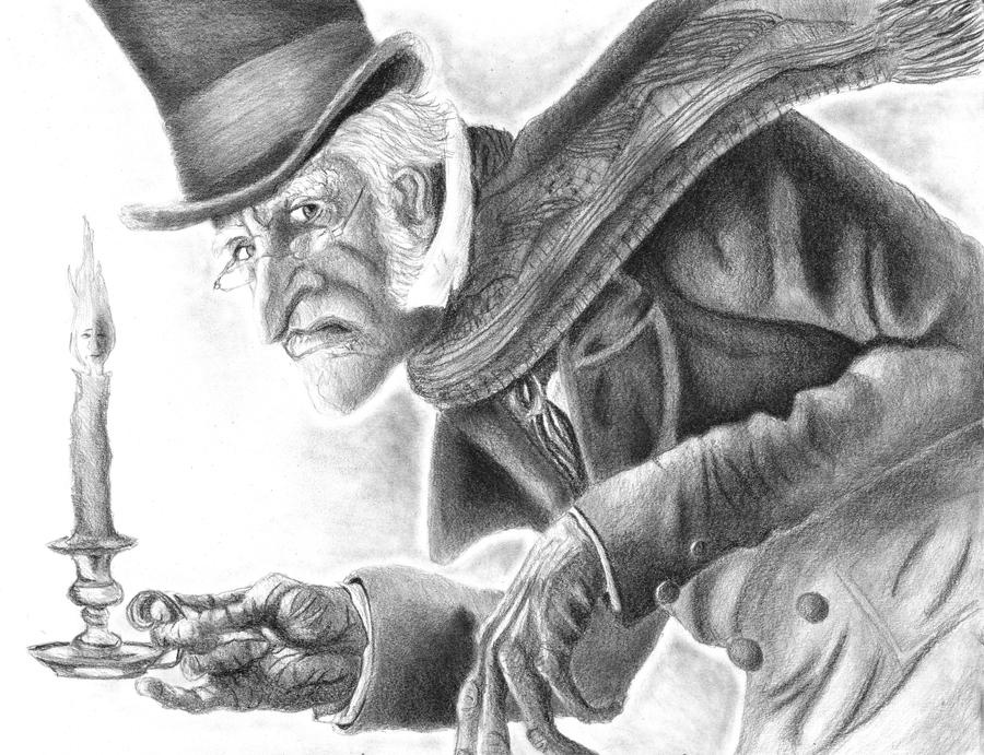 an analysis of the novel and the character ebeneezer scrooge Online study guide for a christmas carol (grades 9–1) , characters writing about scrooge.