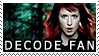 Decode Stamp by SarahJPhotography