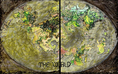 The Map of the Elemental World