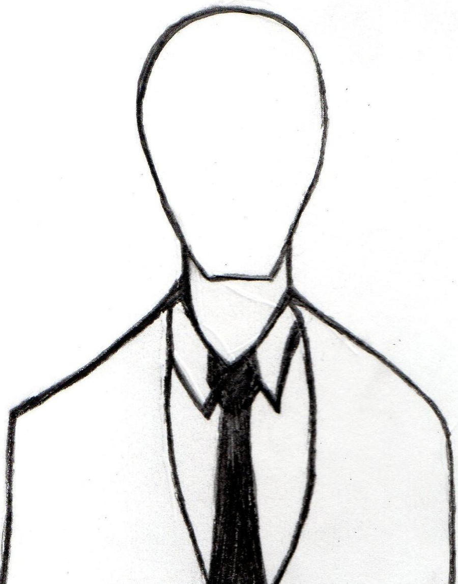 Slenderman bust 3 by creepypastaiscreepy on deviantart for Slender man coloring pages