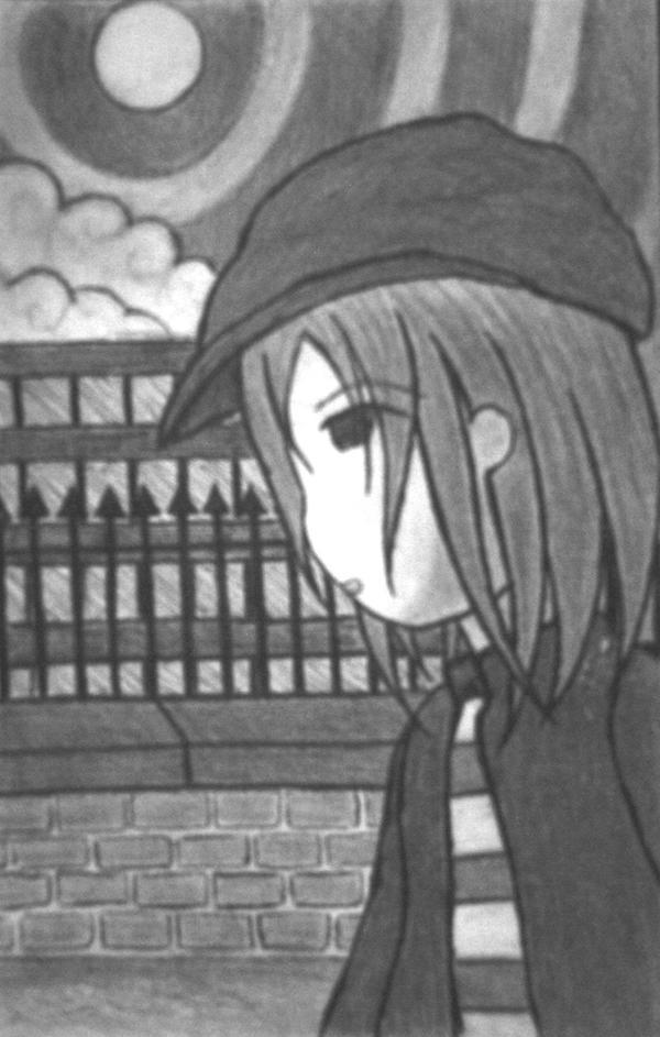 Street Girl by DIABLOMITS