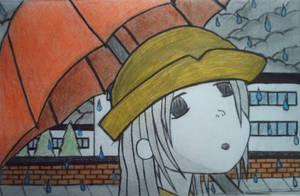 rainy day by DIABLOMITS