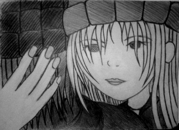 One Last Hug -girl- by DIABLOMITS