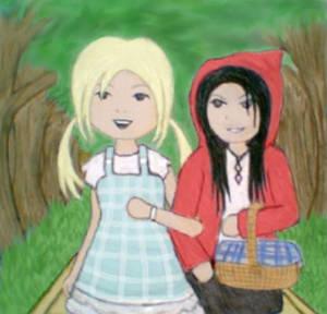 Goldilocks and Red Riding Hood