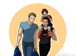 Superfamily by mags-arts