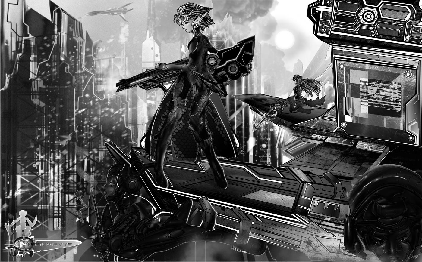Skyline Guardians by Evo-8E3