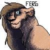 Ferg Pixel by DatBlueLion