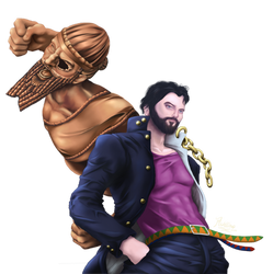 Carl Kujo and Sargon of Platinum