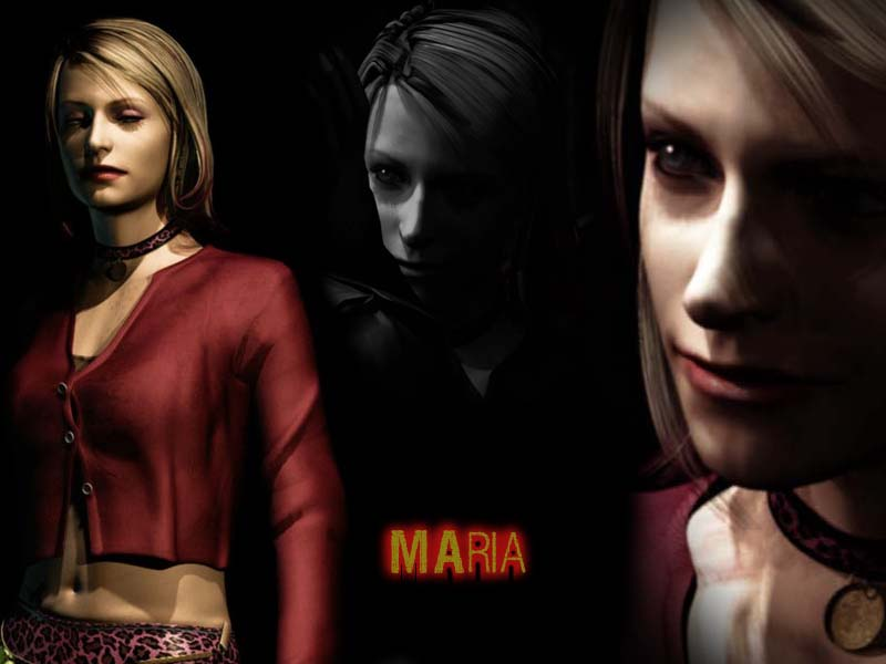Silent Hill 2 Maria Wallpaper By Cadetglow On Deviantart