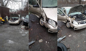 Totaled