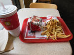 Vacation Food 29 - Amish Country Wendys