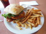 Vacation Food 34 - Niagara - Days Inn