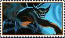Chernabog fan stamp by QueenGalux