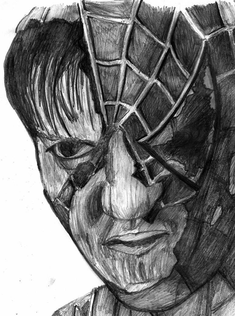 Spiderman 3 Drawings Spider-man 3 By...900 x 642