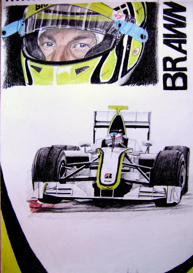 Brawn GP by Galbatore