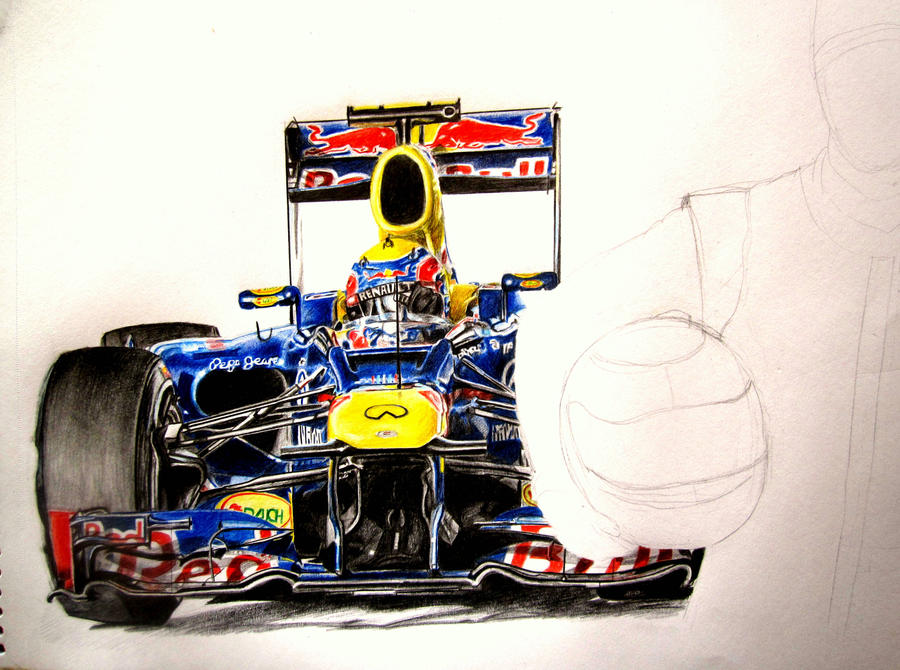 Red Bull RB8 WIP by Galbatore
