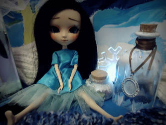 Snow fairy by ZiaFreud