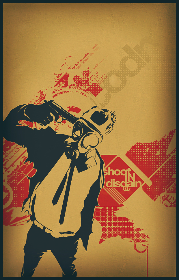 Shoot in Disdain