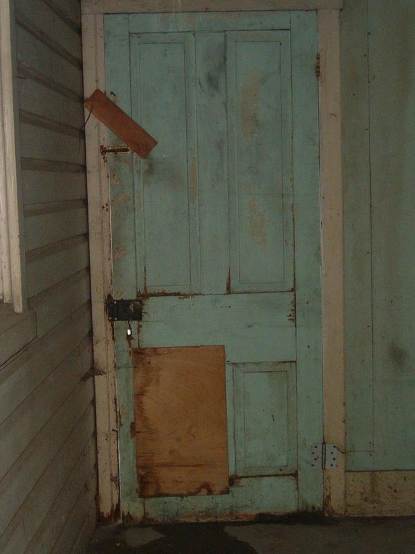 Barricaded Door by holleywane ... & Barricaded Door by holleywane on DeviantArt