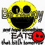 Be Happy by GaarasGirl44