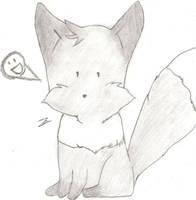 Foxy by GaarasGirl44