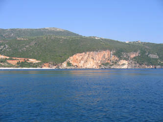 Greek Coast After the Crisis by marcosani