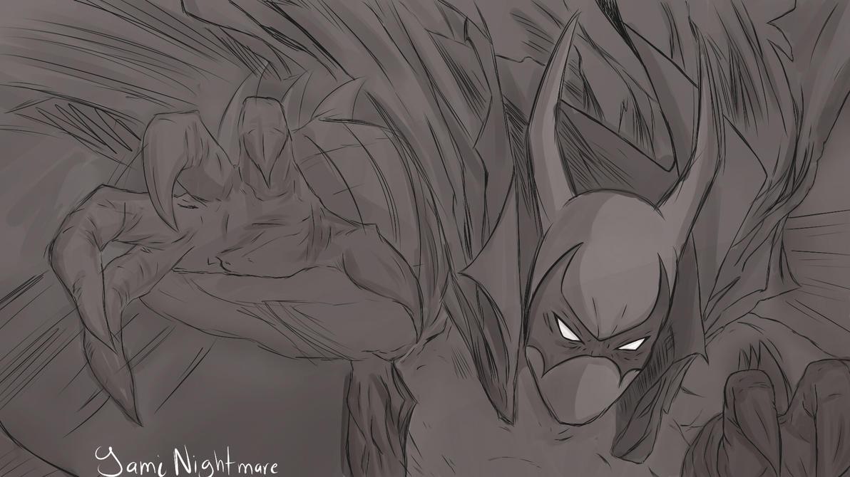 Nightmare by YammiDragon