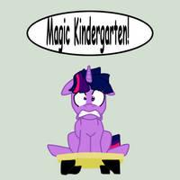 Magic Kindergarten by ronvarone