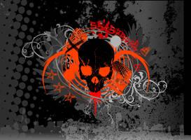 Skull by schultzat26