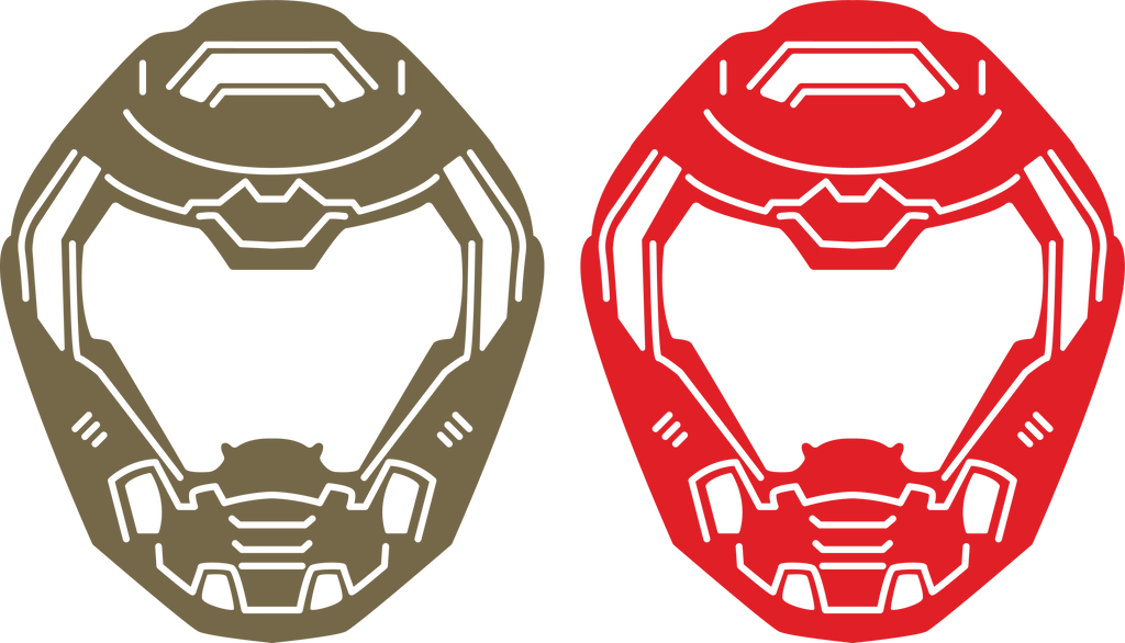 Vector Art I Made These After The New Doom Announcement So