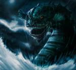 Monster Eel!