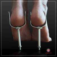 Minimal High Heels by tkbnet24