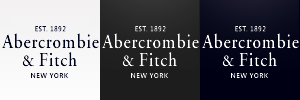 Abercrombie and Fitch Icons by Mightymoose1723