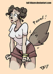 Wolf MILF 1 by Tail-Blazer