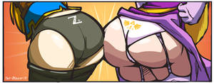Battle of the Booties