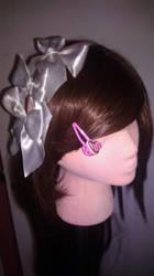 3 Bow Headband by DramaKana26