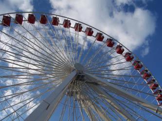 Ferris Wheel by DramaKana26