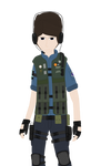 Resident Evil OC: Johnathan Kennedy - BSAA [2005] by Setchman911