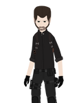Resident Evil OC: Paul Wright - Tricell by Setchman911