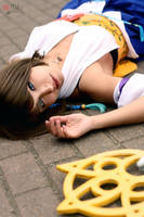 Final Fantasy X - Yuna #03 by Ama-la