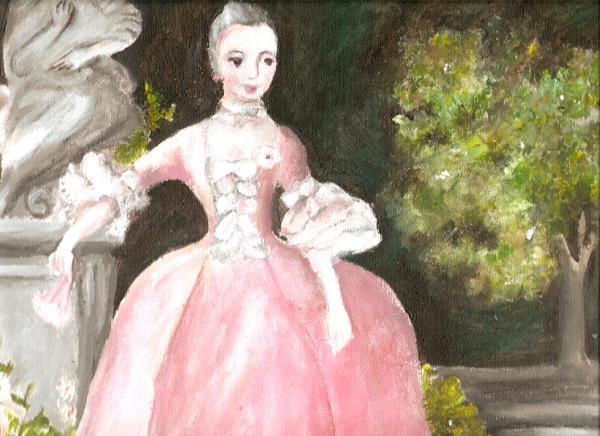Madame du Pompadour by MaHo-sama