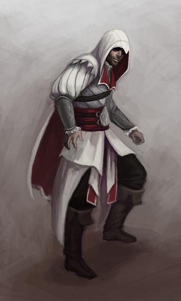 Ezio by CavalierediSpade